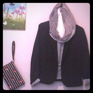 EUC Worthington women's suit jacket